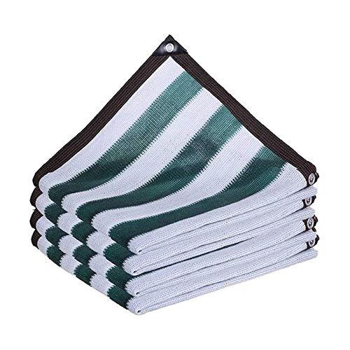 LLCY Canopy de la Sombra del Sol al Aire Libre, protección de la Sombra de protección UV  Tela de Sombra Duradera para jardín, Patio y Porche. Malla de sombreo (Color : A, Size : 3×3m)