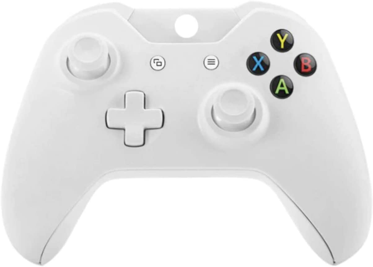 Chasdi Xbox one Wireless Controller V2 for All Xbox One Models, Series X S and PC (White)