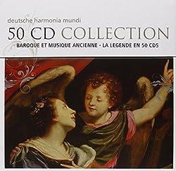 ドイツ・ハルモニア・ムンディ 50CD コレクション