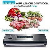 Zoom IMG-1 macchina per sottovuoto meidong food