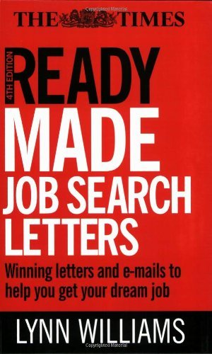 Readymade Job Search Letters: All the Letters You Need for a Successful Job Hunt