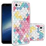 Tuopuna for Google Pixel 3A XL Case, [UV Varnish Printing