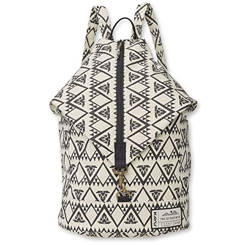 KAVU Free Range Backpack Bucket Style Bag - Pyramid Stack