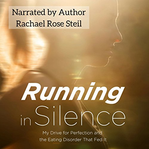 Running in Silence audiobook cover art