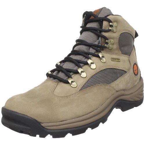 Timberland Chocorua Trail GTX Greige Chocorua Trail Gore-Tex Mid - Zapatillas de Deporte de Cuero para Hombre, Color marrón, Talla 49
