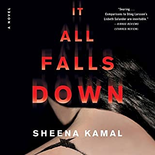 It All Falls Down audiobook cover art