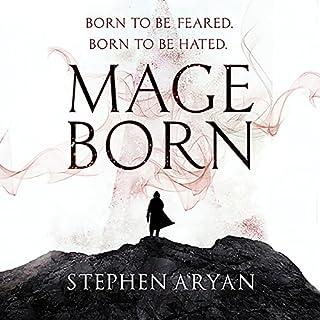 Mageborn audiobook cover art