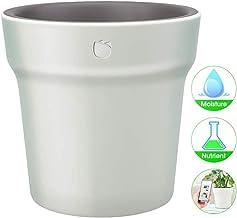 OLLIVAN for HHCC Smart Plant Pots, Indoor Planter with Soil Water Light Tester Moisture Nutrient Detector, Indoor Flower P...
