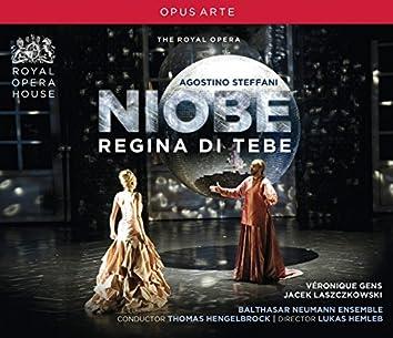 Steffani: Niobe, regina di Tebe (Live)