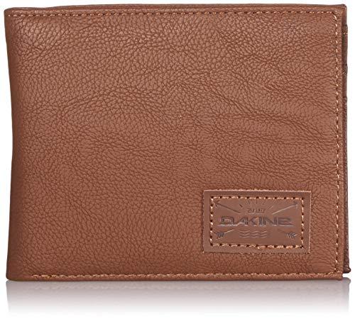 Dakine Homme, Riggs Coin Wallet Portefeuille, Marron, 12 cm