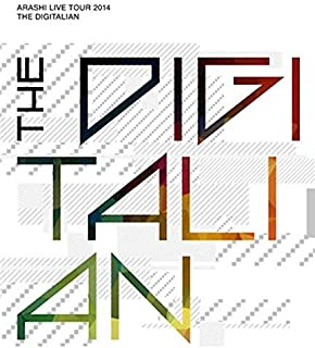 ARASHI LIVE TOUR 2014 THE DIGITALIAN(通常盤) [Blu-ray]