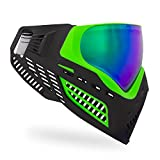 Virtue VIO Ascend Thermal Paintball Goggles with Dual Pane Lens (Lime...