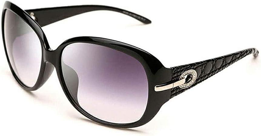 GAFAS SOL Gafas Extragrandes Tamaño para Mujeres 100% UV ...