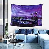 Shxjdthafa Supernatural Tv Show Tapestries Wall Hanging Dorm Decor for Living Room Bedroom One Size