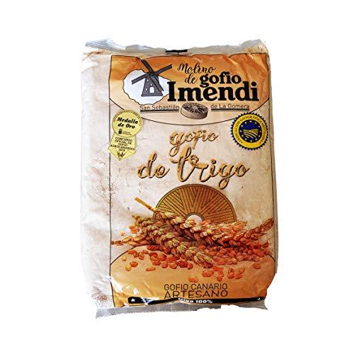 Gofio IMENDI Trigo 1 Kg. Producto Islas Canarias.