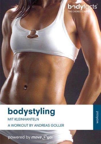DVD Bodystyling mit Kurzhanteln