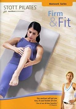 DVD Stott Pilates: Firm & Fit Book