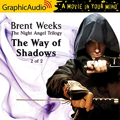 The Way of Shadows (2 of 2)  By  cover art