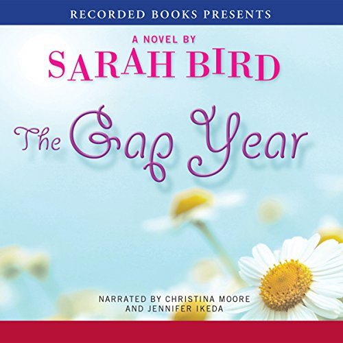 The Gap Year audiobook cover art