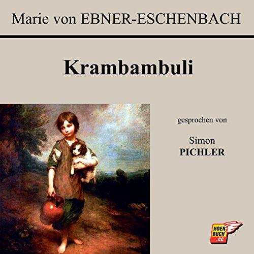 Krambambuli audiobook cover art