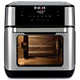 Instant Vortex Plus 7-in-1 Air Fryer, Toaster Oven, and Rotisserie Oven, 10 Quart, 7 Programs, Air Fry, Rotisserie, Roast, Broil, Bake, Reheat, and Dehydrate