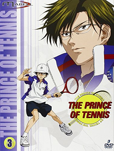 The prince of tennis, vol. 3