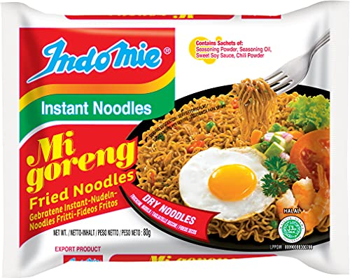 Indomie Instantnudeln, Mi Goreng, classic, 80 g