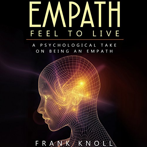 Empath: Feel to Live audiobook cover art