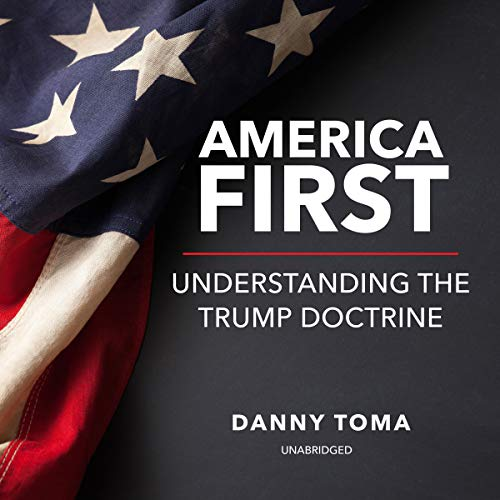 America First audiobook cover art