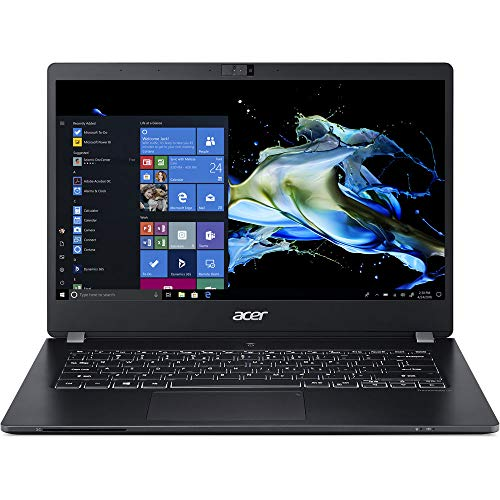 Acer TravelMate P6 14' Laptop Intel Core i7-8565U 1.8GHz 16GB Ram 512GB SSD W10P (Renewed)