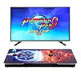 SupYaque Pandora Arcade Console Box with Built-in 1500 Retro Classic Video Games Pandora's Box 9, Search Games Function,Favorite List,1280x720P Output with Double Players Control Joystick