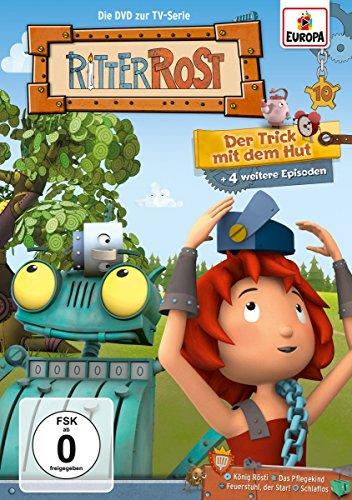 Ritter Rost - Vol. 10: Der Trick mit dem Hut