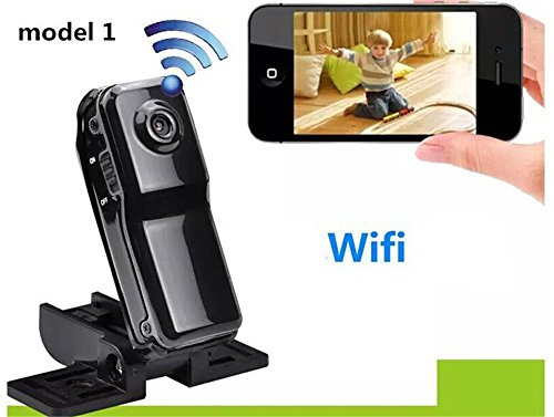 Smallest HD Mini MD81 Camera Wireless IP Wifi Dvr Video Record MD81 with Wifi Camera