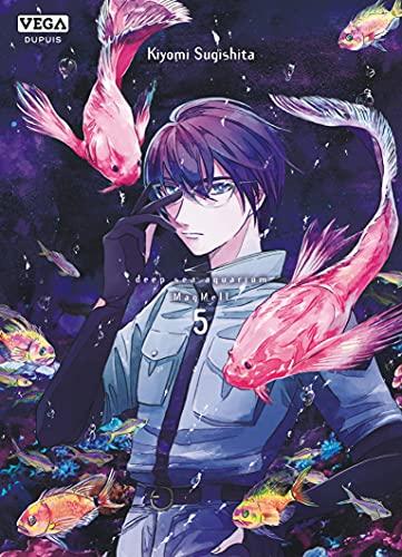 Deep sea aquarium Magmell - Tome 5
