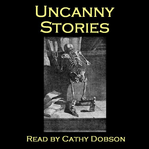 『Uncanny Stories - Ghostly Tales of Horror』のカバーアート