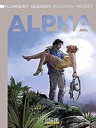 Alpha (integral 5)  par Iouri Jigounov