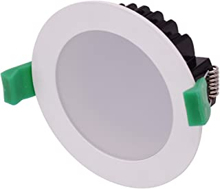 Pack of 6 Pcs 13W LED Downlights Kit 90mm Dimmable Warm White 3000K Recessed Ceiling Lights 950lm 5 Yrs Warranty