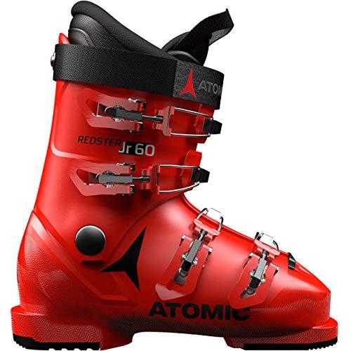 Atomic Unisex-Erwachsene ABO ATO Race Inl Schneestiefel, Rot (Red/Black 000), 42/43 EU