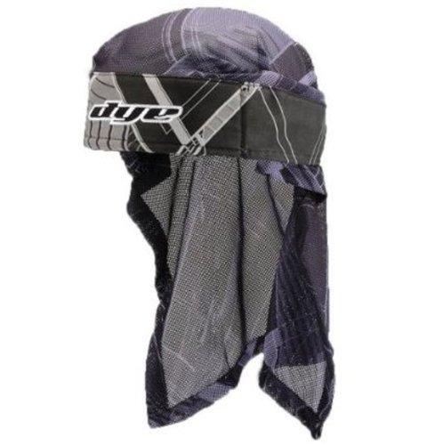 Dye Headwrap 2012 Chevron/Gray