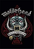 Motorhead Flagge Fahne Warpig ACE of Spades POSTERFLAGGE