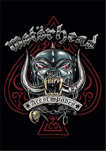 Motorhead Flagge Fahne Warpig ACE of Spades POSTERFLAGGE Stoff Poster Flag