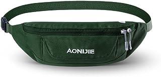 Running Waist Bag for Mobile Phone Pack Gym Sports Sack Running Waist Belt Pocket Pack Pouch Wallet Purse for AONIJIE Kakiyi