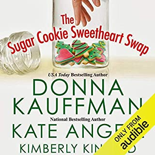 The Sugar Cookie Sweetheart Swap audiobook cover art