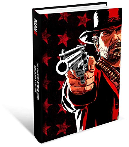 Red Dead Redemption 2: The Complete Official Guide Collector