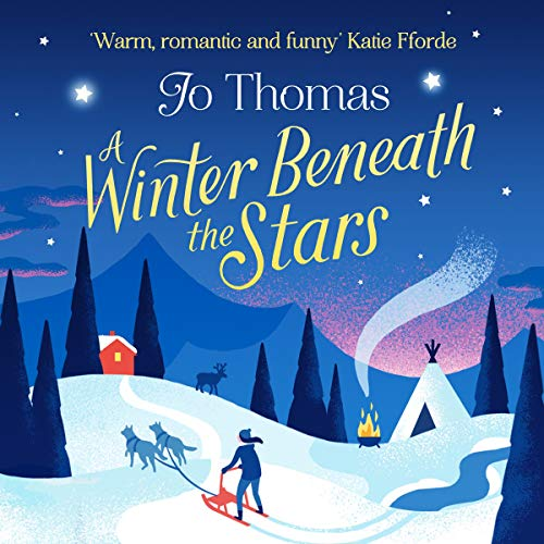 A Winter Beneath the Stars audiobook cover art