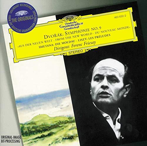 Sinfonia Nr.9 Dal Nuovo Mondo, La Moldava I Preludi