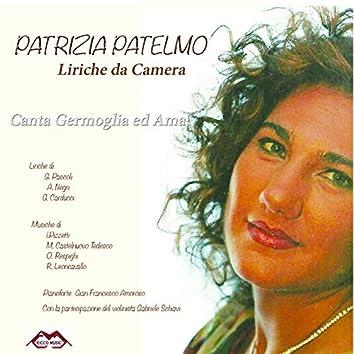 Canta, germoglia ed ama (Musicisti e poeti del primo novecento italiano)