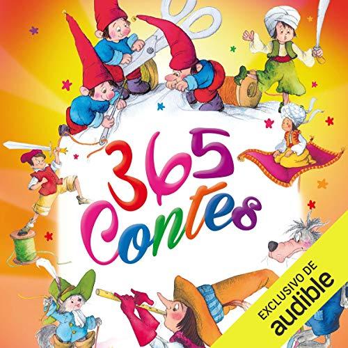 『365 Contes (Narración en Catalán) [365 Fairy Tales]』のカバーアート