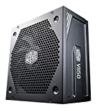 Cooler Master Alimentatore V850 Gold V2, Presa EU 850W, 80 PLUS Gold, Completamente Modulare, Alimentatore ATX, Ventola FDB Silenziosa 135mm, Modalità Semi-Fanless, Black Edition
