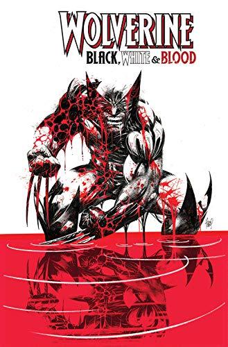 Black, white & blood. Wolverine